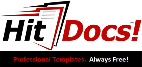 Hitdocs Free Professional Templates And Documents